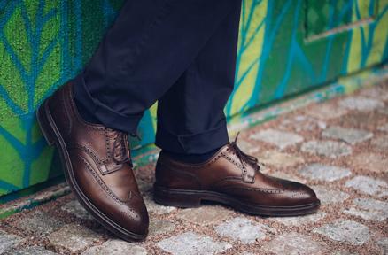 Håndlavede sko