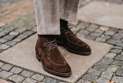 5 måder at bære Chukka boots