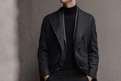 Den dobbeltspente frakken