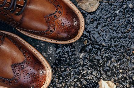Käsintehdyt kengät