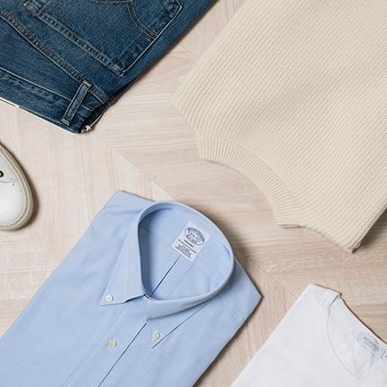 Ajattomia vaatteita