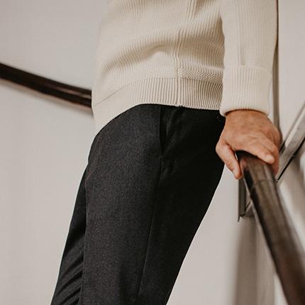 Den dressede buksen