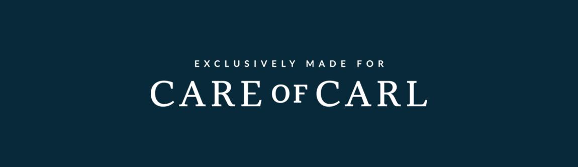 Exklusivt för Care of Carl