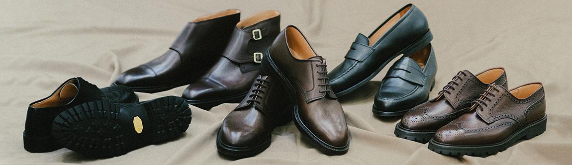 Handgjorda skor