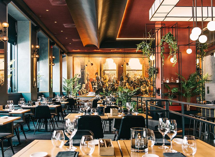 Restaurang Oslo