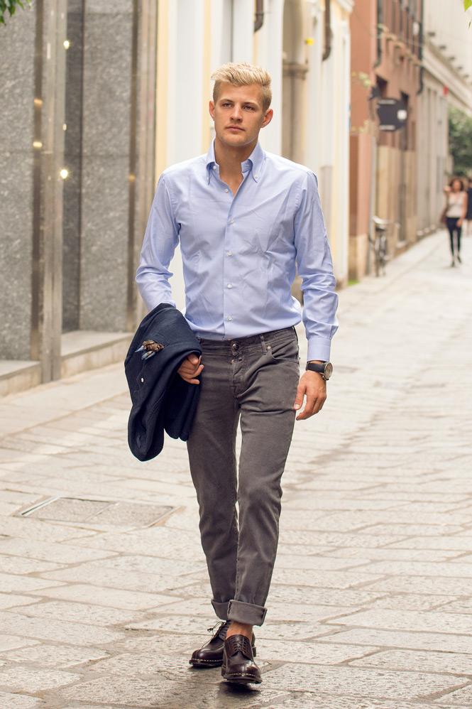 Marcus Ericsson i Milano