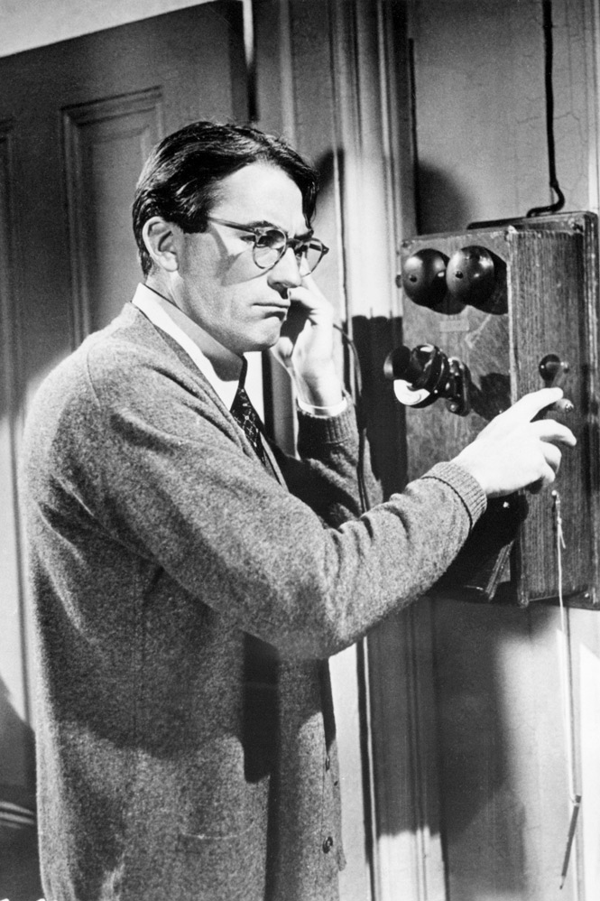Oliver Peoples - Gregory Peck