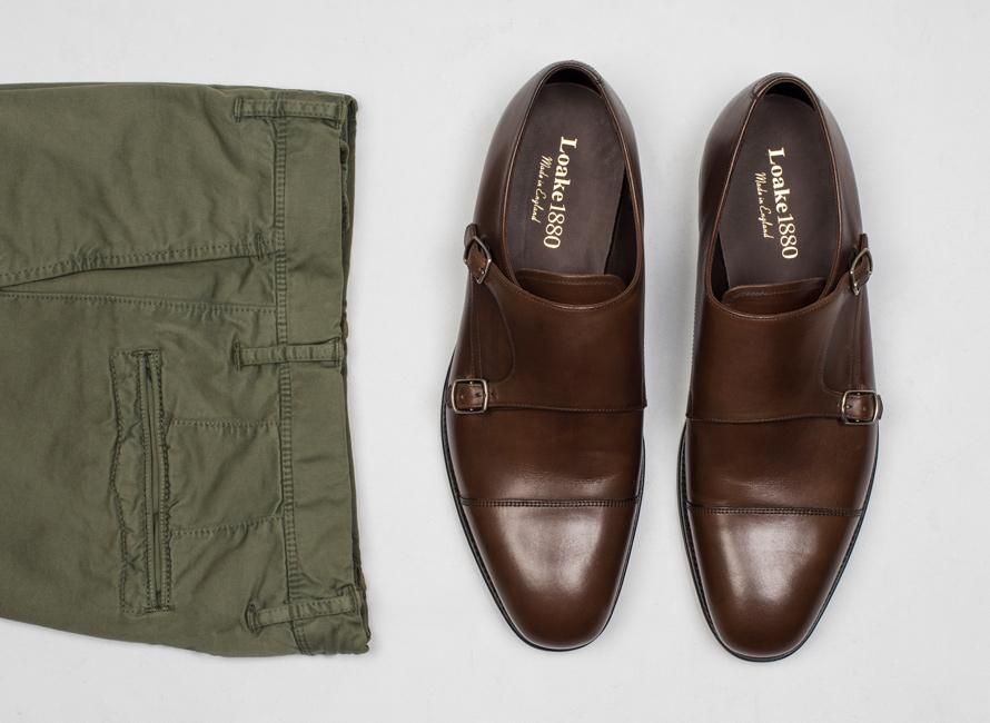 Stiltips: Att matcha skor och byxor |