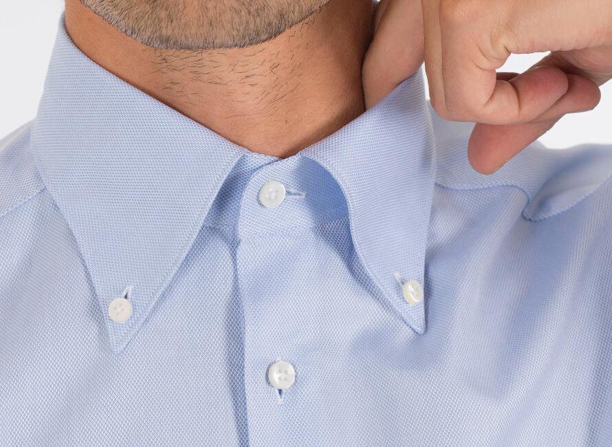 Slik skal skjorta sitte! Shopping