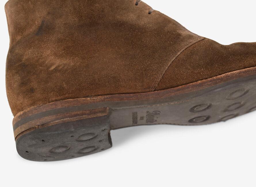 När ska man reparera sina skor och när ska man köpa nytt
