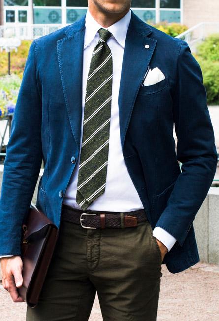ae8a0569d Hvordan matcher man bukser og blazer? | CareOfCarl.dk