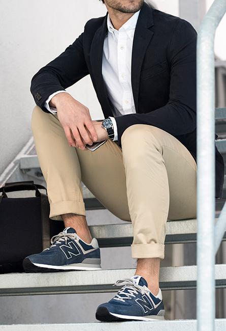 Hvordan sneakers ble en viktig del i enhver manns garderobe