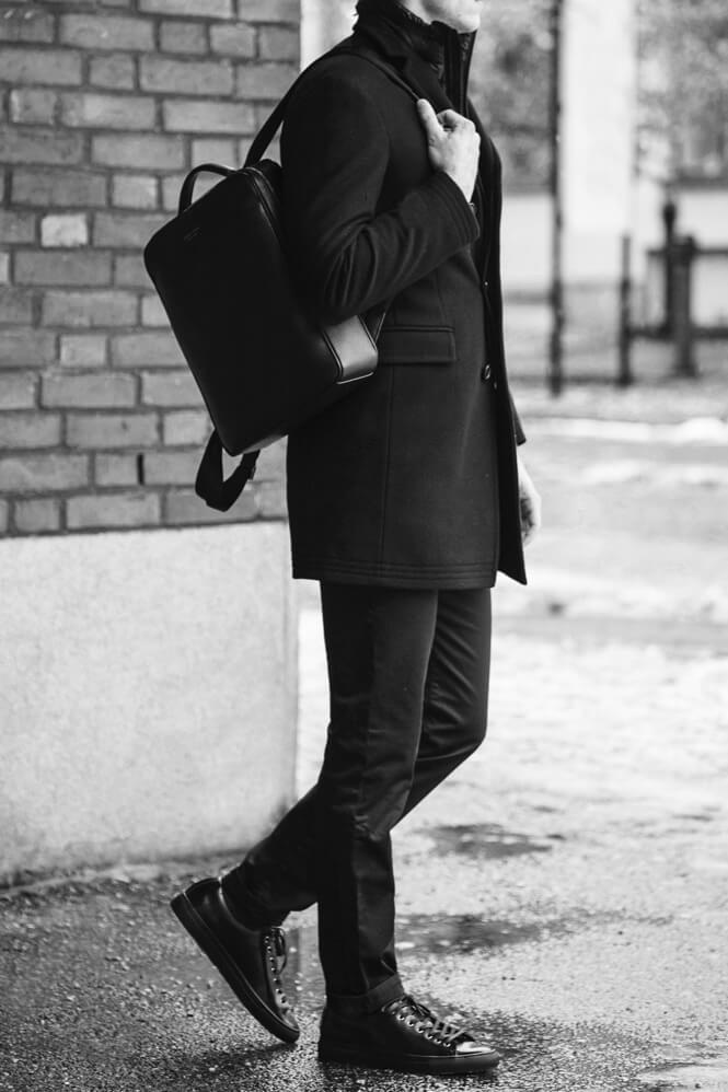 Att klä sig i svart