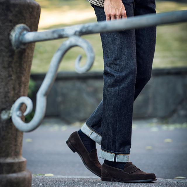 Selvedge-jeans