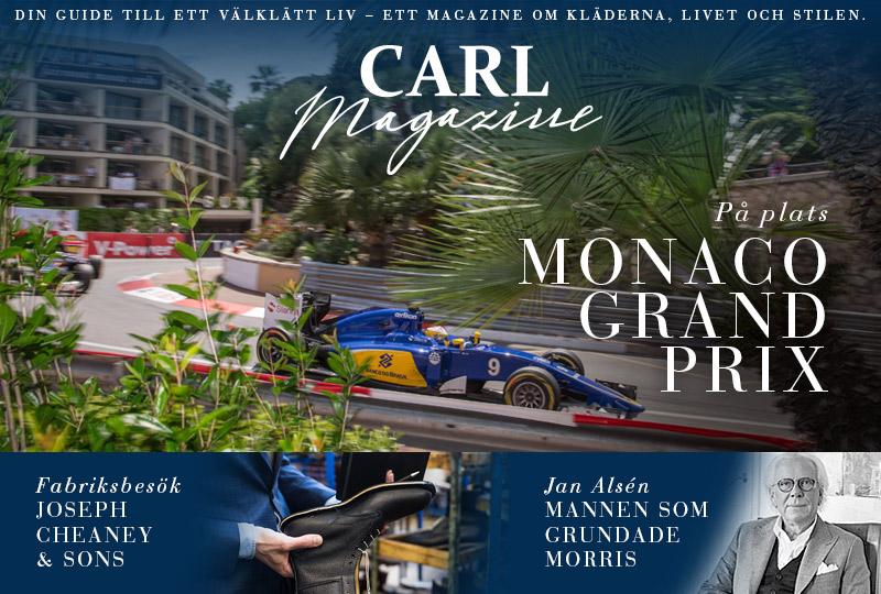 Sommarläsning i Carl Magazine