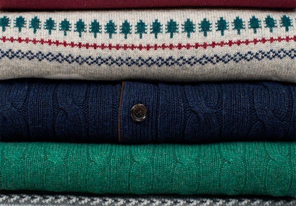 Tröjor för julhelgen